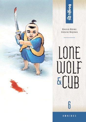 Lone Wolf&Cub Omnibus 06 (Lone Wolf and Cub)