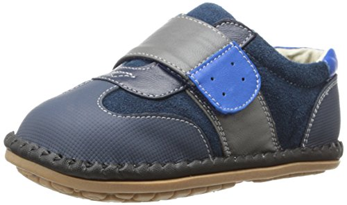 See Kai Run Joey Flat (Infant/Toddler),Navy,8 M Us Toddler front-412573