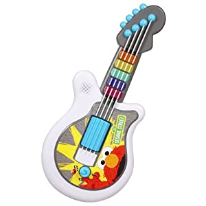 Sesame Street Let's Rock Elmo Guitar