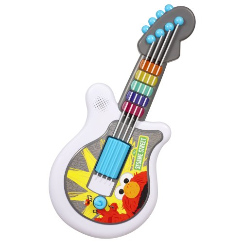 Playskool Sesame Street Let's Rock! Elmo Guitar - 1