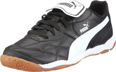 Puma Esito Classic IT 102421 Herren Fußballschuhe, Schwarz (black-white 01), EU 39 (UK 6) (US 7)