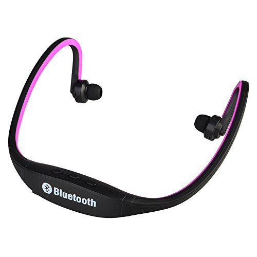 insten bluetooth wireless running gym fitness sport hand free headset headphone for huawei. Black Bedroom Furniture Sets. Home Design Ideas