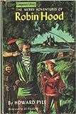 Merry Adventures of Robin Hood (0448054736) by Pyle, Howard