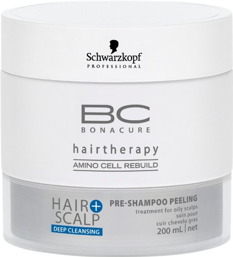 Schwarzkopf Professional BC Bonacure Deep Cleansing PRE-Shampoo Peeling Treatment 200ml