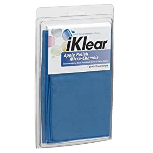 Klear Screen IK-MCK Micro Chamois 16x16 Polishing Cloth