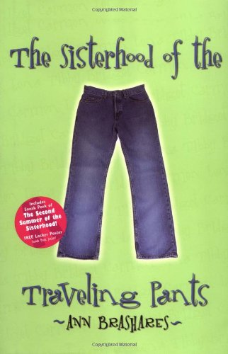 Cover of Sisterhood of the Traveling Pants