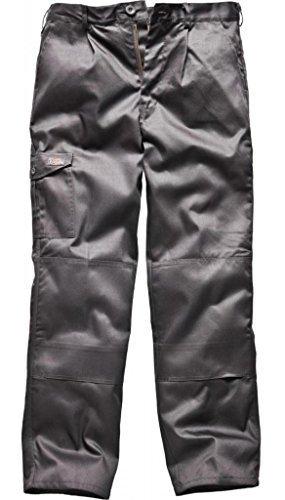 Dickies Redhawk Super pantaloni da lavoro Cargo Pant Grey 48W x 30L Corto