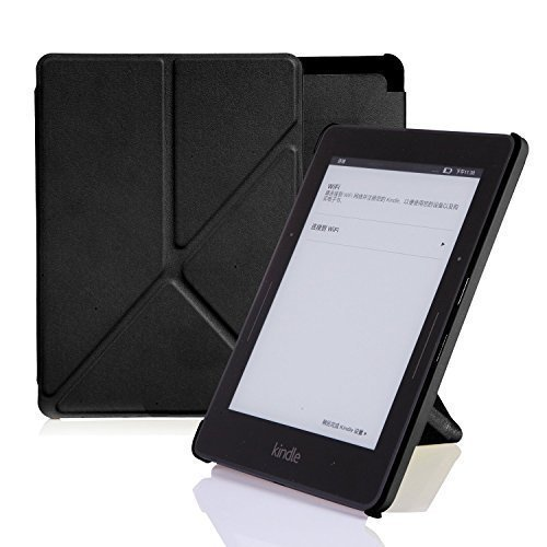 amazon-kindle-voyage-case-cover-leather-origami-stand-book-folio-style-secured-with-magnetic-closure