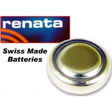 Renata 377 SR626SW 1.55v Silver Oxide Watch battery