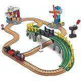 GeoTrax Working Town Train Railway Playset
