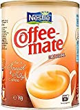 MOBI Accessories Nestle Coffee Mate - Original And Light - 1Kg Tub