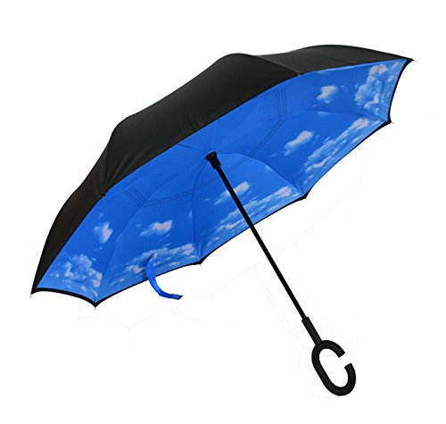 Aweoods-Double-Layer-Inverted-Umbrella-Cars-Reversible-Umbrella