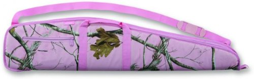 Bulldog Extreme APHD Pink Camo Scoped Rifle Case with Pink Trim (44-Inch)