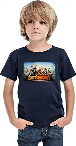 Battleborn Ragazzi T-shirt 12+ yrs
