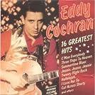 Eddie Cochran 16 Greatest Hits