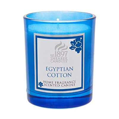 Shearer Candle SCC720 20 cl Spring Couture Egyptian Cotton Scented Candle Jar by Shearer Candles