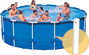 Summer Escapes 15 Ft Pool Frame 48 In Upright Bar Swimming Pool And Spa Supplies
