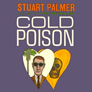 Cold Poison Audiobook