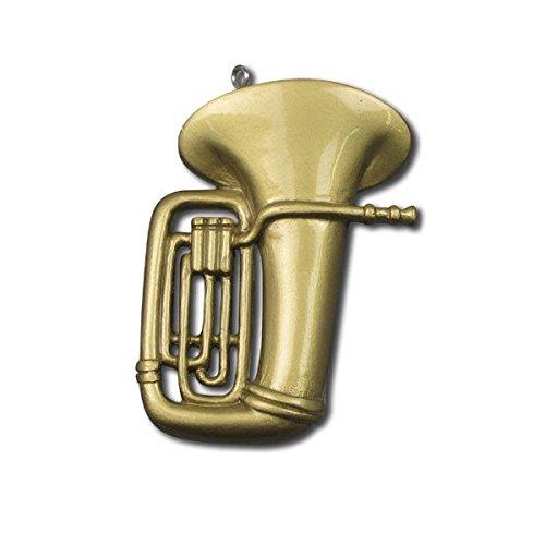 Personalisierte-Weihnachtsschmuck-Hobbyactivities-Tuba