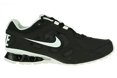 Nike REAX 7 TR Men's Training Shoe (15 D(M) US, BLACK/PURE PLATINUM//WHITE)
