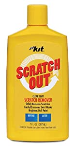 Kit 602712 Scratch Out Liquid - 7 oz. by Kit