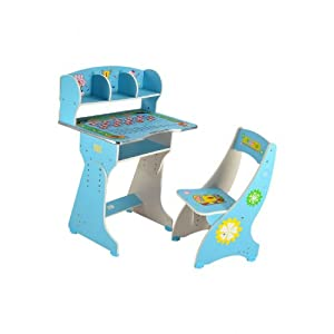 Buy Mee Mee Baby Study Table Blue Online At Low Prices In India