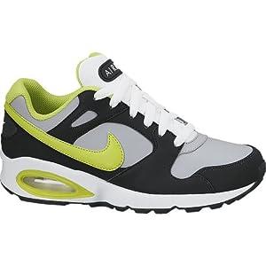 Nike Air Mx Coliseum RCR L GS - Zapatillas de running para niño, color gris / verde pálido / negro / blanco, talla 38.5