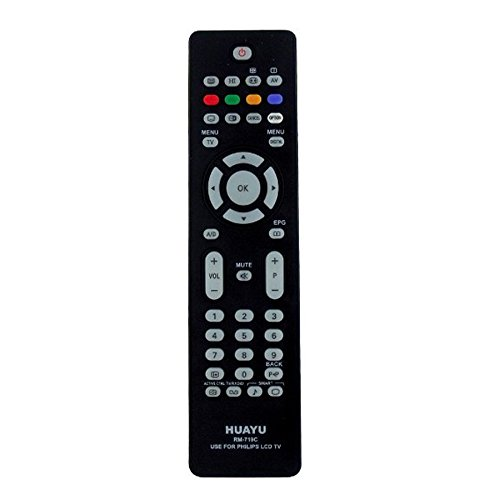 Tv Remote Control For Philips Lcd - Led Or Plasma Televisions Rc2034301/01. It Could Directly Control 99% Models Of Philips Brand. Supports The Following Models: Rc8922, Rc4350/01, Rc4343-01, Rc4346-01B, Rc4401, Rc4450/01B, 242254900847, Rc2034305-01B, Rc