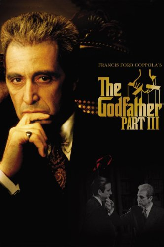 The Godfather: Part III DVD Cover (1990) R1