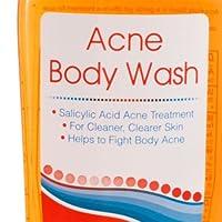 Salicyclic Acid Based Acne Body Wash, 12-oz. Bottle