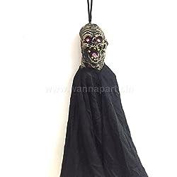 Ghost Hanging Light Up Black Cloth