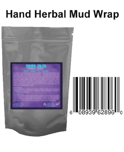 2 Oz Hand Herbal Mud Wrap Mask + How to Use Cd - 100% Natural Organic Mask - Preservative Free - This Super Rich Extracts Anti Wrinkle Hand Mask (Pyramid) Is Highly Effective 100% Organic Natural Ingredients Ensure a Complete Treatment for All Skin Types and Devitalized Skin After the Age of 40. The Ideal Rich, Comfortable Texture of This Preservative Free Product Helps Your Skin Recover More Quickly, with Spectacular Results.