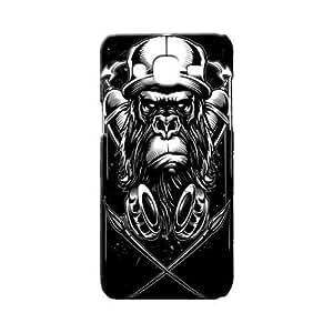 BLUEDIO Designer 3D Printed Back case cover for Samsung Galaxy E7 - G0199