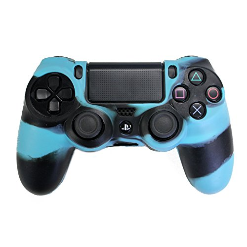 HDE-PS4-Controller-Skin-Silicone-Rubber-Protective-Grip-Marble-for-Sony-Playstation-4-Wireless-Dualshock-Game-Controllers