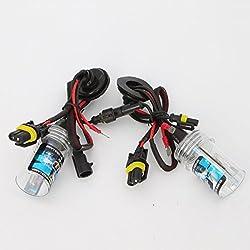 2pcs H7 5000K 35W Car HID Xenon Lamps