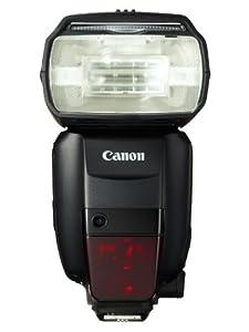 Canon Speedlite 600EX-RT Flash pour appareils photo Reflex et compacts