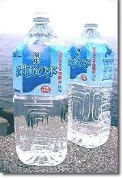知床深海の水 2リットル・6本入 (1回の注文に2箱まで限定、それ以上は注文を繰り返してください)