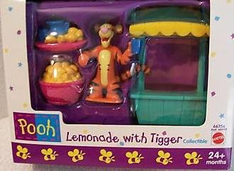Pooh, Lemonade with Tigger