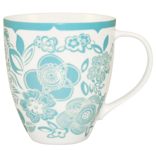 Churchill China Cath Kidston Crush Mug Stencil