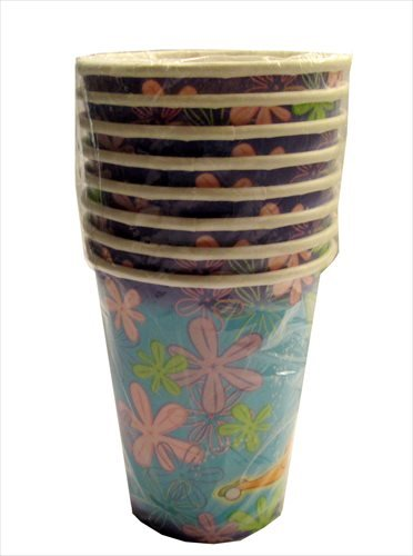 Tinker Bell 'Tink' Paper Cups (8ct) - 1