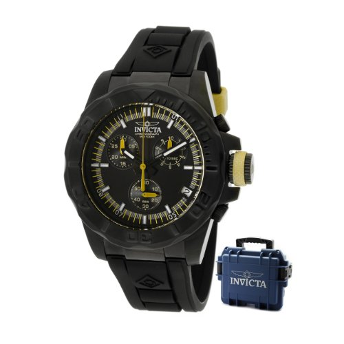 Invicta Men's 12155 Pro-Diver Chronograph Black