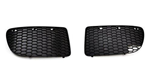 Original Volkswagen VW Ersatzteile VW R32 R-Line Gitter Set für Stoßstange, Golf 4