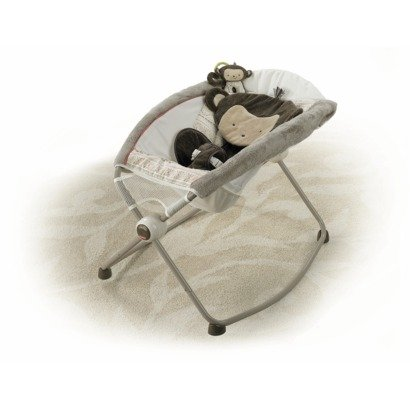 Fisher-Price Snugamonkey Deluxe Newborn Rock 'N Play Sleeper