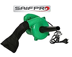 SAIFPRO Electric Blower With Suction Bag