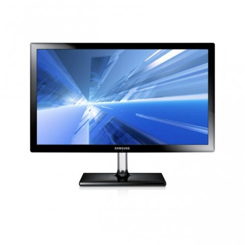 Samsung T24C550Nd 23.6 Inch 1000:1 2Ms Composite/Component/Vga/Hdmi/Usb Led Lcd Monitor, W/ Built-In