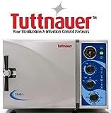 Tuttnauer Manual Autoclave 2540M 6 gal/23 Liter