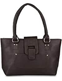 Naaz Bags Collection Women's Flap Hand Bag