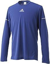 (アディダス)adidas M SQ ランニング 長袖 Tシャツ ITQ11 AA5774 ミッドナイトインディゴ F15 J/M