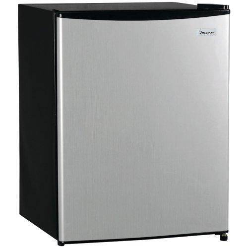 Magic Chef Compact Refrigerator Freezer front-303370
