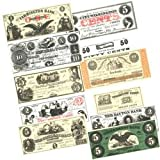 Northern & Union Paper Money (18 Bill Replica Set)